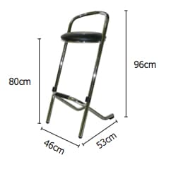 Domension Tabouret