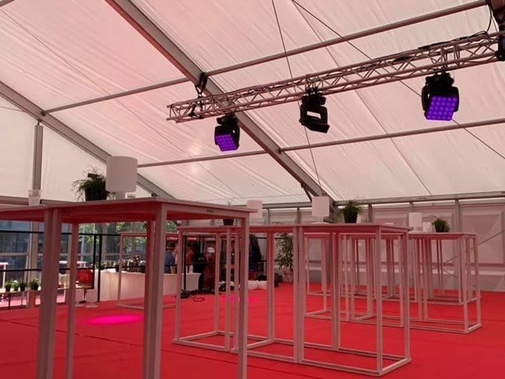 Location matériel événementiel Liège