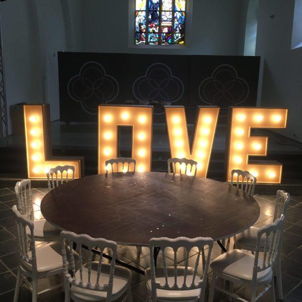 location décoration mariage Liège, Verviers